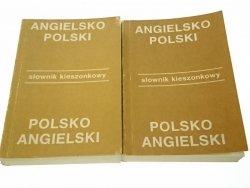 SŁOWNIK KIESZONKOWY. ANG-POL POL-ANG TOM I i II