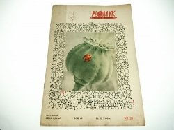 PŁOMYK NR 20 ROK 46 31.X.1963 r.