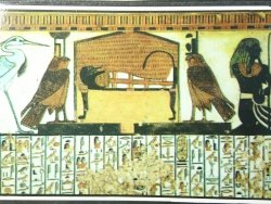 EGYPT. VALLEY OF THE QUEENS. TOMB OF NEFERTARI #01