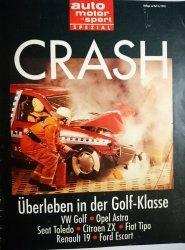 AUTO MOTOR UND SPORT SPEZIAL. CRASH 1992