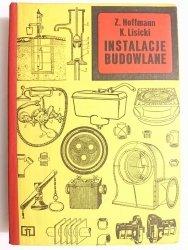 INSTALACJE BUDOWLANE - Zygmunt Hoffmann 1976