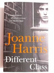 DIFFERENT CLASS - Joanne Harris 2016