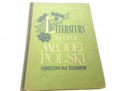 LITERATURA OKRESU MŁODEJ POLSKI. PODRĘCZNIK DLA
