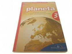 PLANETA 3 PODRĘCZNIK - Szubert 2004 + ZADANIA EGZ.