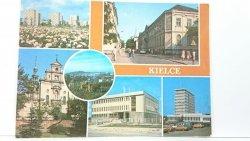 KIELCE. OSIEDLE XXV-LECIE