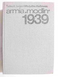 ARMIA MODLIN 1939 - Tadeusz Jurga 1987