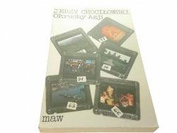 OKRUCHY AZJI - Jerzy Chociłowski 1986