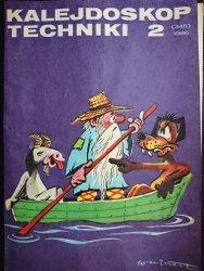 KALEJDOSKOP TECHNIKI NR 2 (345) 1986
