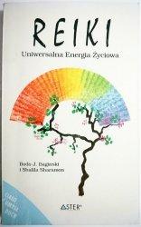 REIKI. UNIWERSALNA ENERGIA ŻYCIOWA 1995