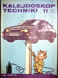 KALEJDOSKOP TECHNIKI NR 11 (354) 1986