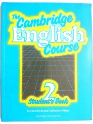 THE CAMBRIDGE ENGLISH COURSE 2 STUDENT'S BOOK - Michael Swan 1991