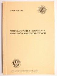 MODELOWANIE STEROWANIA PROCESÓW PRZEMYSŁOWYCH - 1997