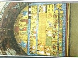 EGYPT. LUXOR DEIR-EL MEDINA. TOMB OF SENNGEN #01
