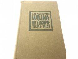 WOJNA W EUROPIE 1939-1941 - D. M. PROEKTOR