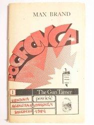 POGROMCA CZĘŚĆ 1 - Max Brand 1984