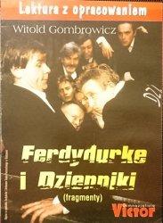 LEKTURA Z OPRACOWANIEM. FERDYDURKE I DZIENNIKI (FRAGMENTY)