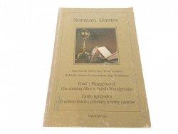 GOD'S PLAYGROUND; BOŻE IGRZYSKO - Norman Davies