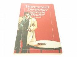 DER RICHTER UND SEIN HENKER - Friedrich Durrenmatt