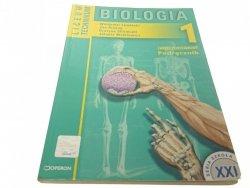 BIOLOGIA 1 ZAKRES PODSTAWOWY. PODRĘCZNIK (2008)