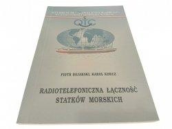 RADIOTELEFONICZNA ŁĄCZNOŚĆ STATKÓW MORSKICH 1996