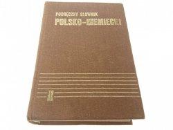 PODRĘCZNY SŁOWNIK POLSKO-NIEMIECKI - A. Bzdęga '90
