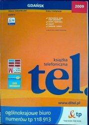 KSIĄŻKA TELEFONICZNA. GDAŃSK 2009
