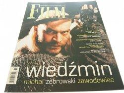 FILM. LISTOPAD (11) 2001