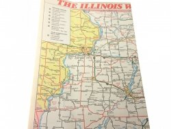 THE ILLINOIS WEEKEND MAP