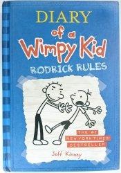 DIARY OF A WIMPY KID. RODRICK RULES - Jeff Kinney 2008