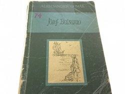 JÓZEF BALSAMO - Aleksander Dumas 1957