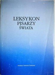 LEKSYKON PISARZY ŚWIATA XX WIEK 1993