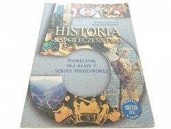 HISTORIA I SPOŁECZEŃSTWO 5 - Małkowski (2012)