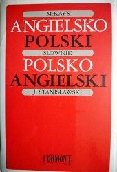SŁOWNIK ANGIELSKO-POLSKI; POLSKO-ANGIELSKI 1993