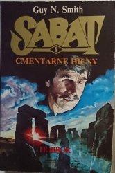 SABAT TOM 1 CMENTARNE HIENY - Guy N. Smith 1991