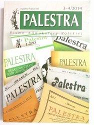 PALESTRA NR 3-4/2014 MARZEC-KWIECIEŃ 2014