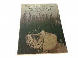 WRZOS - Maria Rodziewiczówna 1985