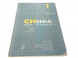 CHEMIA OGÓLNA I NIEORGANICZNA 1 PODRĘCZNIK (2002)