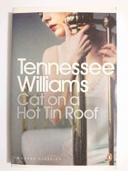 CAT ON A HOT TIN ROOF - Tennessee Williams 1983