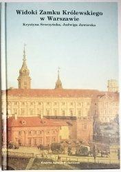 WIDOKI ZAMKU KRÓLEWSKIEGO W WARSZAWIE 1985