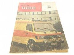 MŁODY TECHNIK NR 2/1984
