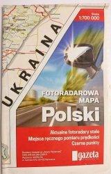 FOTORADAROWA MAPA POLSKI 1: 700 000