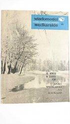 WIADOMOŚCI WĘDKARSKIE NR 2 1967