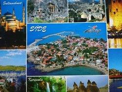 TURKIYE. SIDE, SIMENA, CAPPADOCIA, KSANTOS