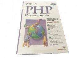 CORE PHP PROGRAMOWANIE - Leon Atkinson 2003
