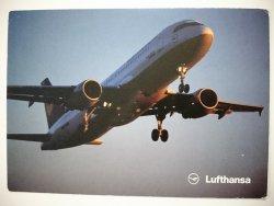 LUFTHANSA AIRBUS A320-200