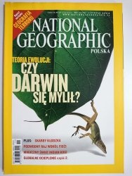 NATIONAL GEOGRAPHIC POLSKA 11-2004
