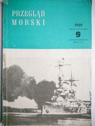 PRZEGLĄD MORSKI NR 9 WRZESIEŃ 1989