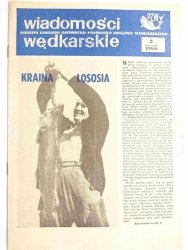 WIADOMOŚCI WĘDKARSKIE NR 2 1966
