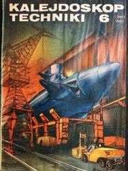 KALEJDOSKOP TECHNIKI NR 6 (361) 1987
