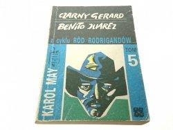 CZARNY GERARD BENITO JUAREZ - Karol May 1989